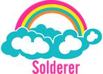 Rainbow Cloud Solderer