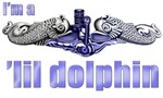 I'm a 'lil Dolphin -- Silver