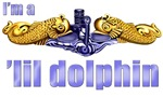I'm a 'lil Dolphin -- Gold