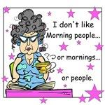 Don't Like Mornings