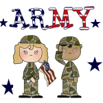 Army T-shirts, Apparel and Gifts