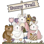 The Bunny Trail T-shirts and Gifts