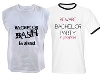 Bachelor Party T-shirts and Gifts