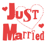 Hearts Just Married