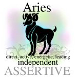 Zodiac Sign-Aries the Ram