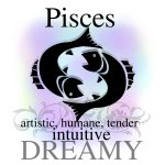 Zodiac Sign - Pisces the Fish