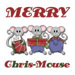 Merry Chris-Mouse T-shirts and Gifts