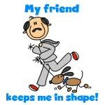 Friend in Shape Tshirts and Gifts