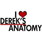 I Heart Derek's Anatomy