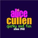 Quirky Alice Cullen
