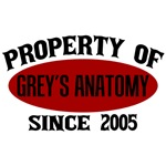 Property of Grey's Anatomy