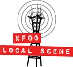 KFOG Local Scene Logo Gear