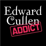 Edward Cullen Addict Twilight T-shirts and More!