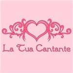 La Tua Cantante Twilight T-Shirts and Gifts!