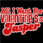 All I Want For Valentine's Is Jasper!