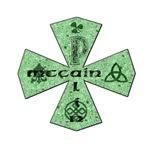 McCain Palin Celtic Cross