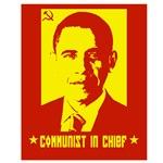 Obama Communist in Chief