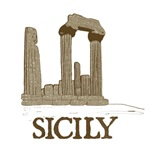 Agrigento Sicily T-Shirts