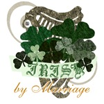 Irish by Marriage T-Shirts
