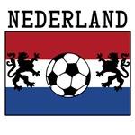 Nederland Soccer T-Shirts