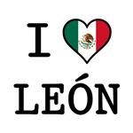 I Love Leon T-Shirts