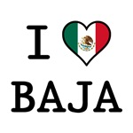I Love Baja T-Shirts