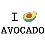 I Love Avocado T-Shirts