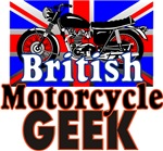 BIKE GEEK T-SHIRTS