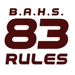 BAHS 83 Rules