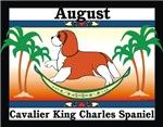 Cavalier King Charles Spaniel Calendar Dogs