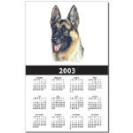 Awesome German Shepherd Dog Calendars