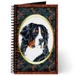 Beautiful Bernese Mountian Dog Journals
