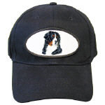 Heavenly Bernese Mountian Dog Hats