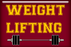 Weight lifting T-shirts and gifts.