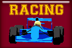 Racing T-shirts and gifts.