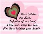 DEAR SOLDIER