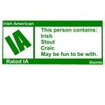 Rated Irish