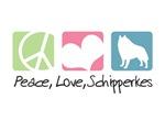 Peace, Love, Schipperkes