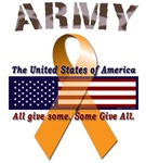 Army Some Give All
