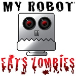 My Robot Eats Zombies