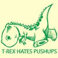 Poor T-rex