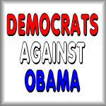 Democrats against Obama