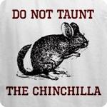 Don't Taunt Chinchilla