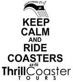Keep Calm and Ride Coasters