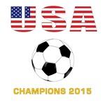 Women's Soccer Champions 2015