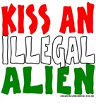 KISS ILLEGAL ALIEN