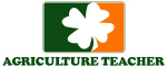 Irish AGRICULTURE TEACHER