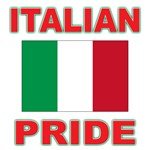 Italian Pride t-shirts and gifts
