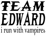 Team Edward t-shirts and gifts