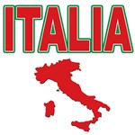 Italia T-shirts & apparel